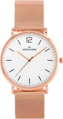 Zegarek Jordan Kerr JORDAN KERR - P118W (zj920d) - antyalergiczny uniwersalny