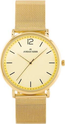 Zegarek Jordan Kerr JORDAN KERR - P118W (zj920c) - antyalergiczny uniwersalny