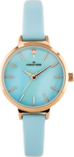 Zegarek Jordan Kerr JORDAN KERR - P112W (zj918c) - antyalergiczny uniwersalny