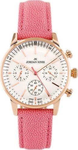 Zegarek Jordan Kerr JORDAN KERR - IB232L (zj887a) - antyalergiczny uniwersalny