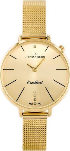 Zegarek Jordan Kerr JORDAN KERR - 16869 (zj903c) - antyalergiczny uniwersalny