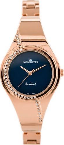 Zegarek Jordan Kerr JORDAN KERR - 16787 (zj901d) - antyalergiczny uniwersalny