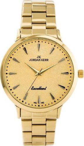 Zegarek Jordan Kerr JORDAN KERR - 16736 (zj868c) - antyalergiczny uniwersalny