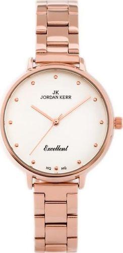 Zegarek Jordan Kerr JORDAN KERR - 16729 (zj867c) - antyalergiczny uniwersalny