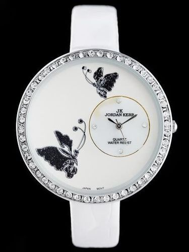 Zegarek Jordan Kerr JORDAN KERR - 2984G-999D (zj728a) -antyalergiczny uniwersalny
