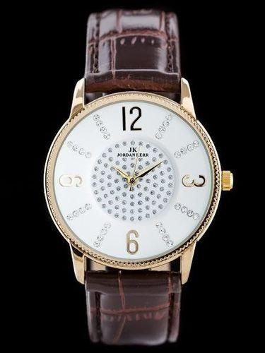 Zegarek Jordan Kerr JORDAN KERR - L2850 (zj722b) -antyalergiczny uniwersalny