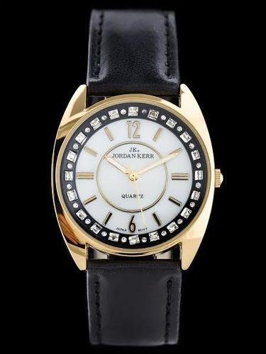 Zegarek Jordan Kerr JORDAN KERR - B6808 (zj721c) -antyalergiczny uniwersalny