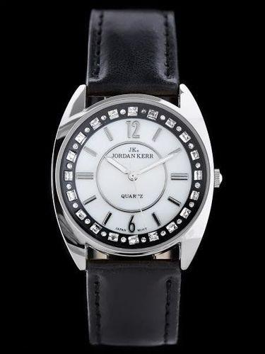 Zegarek Jordan Kerr JORDAN KERR - B6808 (zj721b) -antyalergiczny uniwersalny