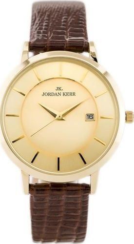 Zegarek Jordan Kerr JORDAN KERR - RA1330 (zj860d) - antyalergiczny uniwersalny