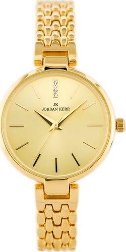 Zegarek Jordan Kerr JORDAN KERR - P122W (zj895b) - antyalergiczny uniwersalny