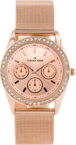 Zegarek Jordan Kerr JORDAN KERR - AW273 (zj859c) - antyalergiczny uniwersalny