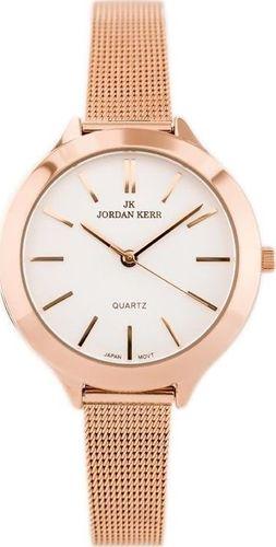 Zegarek Jordan Kerr JORDAN KERR - 8251L (zj855d) - antyalergiczny uniwersalny