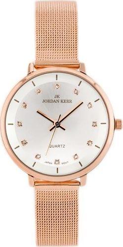 Zegarek Jordan Kerr JORDAN KERR - 8249L (zj853d) - antyalergiczny uniwersalny