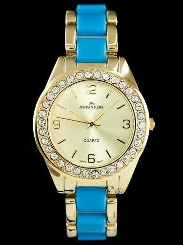 Zegarek Jordan Kerr JORDAN KERR - MELISA (zj622b) (antyalergiczny) uniwersalny