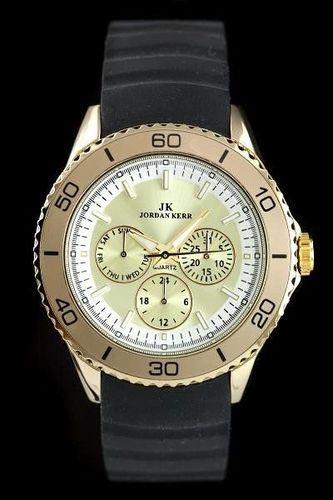 Zegarek Jordan Kerr JORDAN KERR CISIO (zj616b) - antyalergiczny uniwersalny
