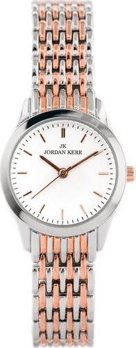 Zegarek Jordan Kerr JORDAN KERR - AW420 (zj827c) - antyalergiczny uniwersalny
