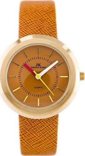 Zegarek Jordan Kerr JORDAN KERR - L3189 (zj813c) - antyalergiczny uniwersalny