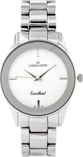 Zegarek Jordan Kerr JORDAN KERR - 16263 (zj805a) - antyalergiczny uniwersalny