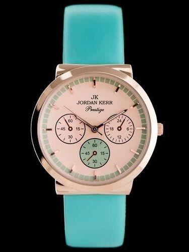 Zegarek Jordan Kerr JORDAN KERR - CN26219 (zj788b) - antyalergiczny uniwersalny