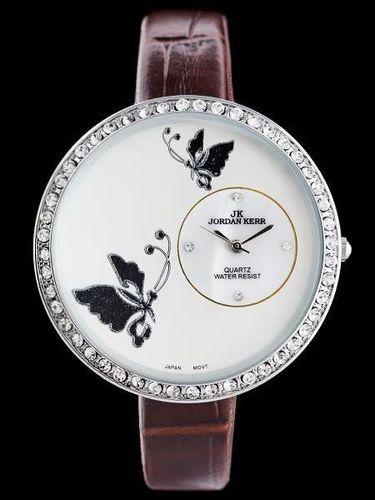 Zegarek Jordan Kerr JORDAN KERR - 2984G-999D (zj728c) -antyalergiczny uniwersalny