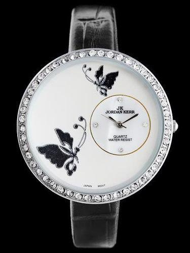 Zegarek Jordan Kerr JORDAN KERR - 2984G-999D (zj728b) -antyalergiczny uniwersalny