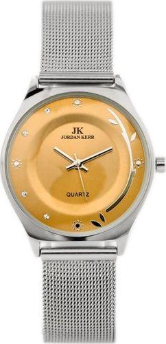 Zegarek Jordan Kerr JORDAN KERR - C2765 (zj808c) - antyalergiczny uniwersalny
