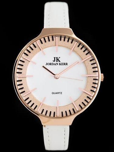Zegarek Jordan Kerr JORDAN KERR - C2735 (zj801c) - antyalergiczny uniwersalny