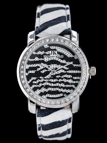 Zegarek Jordan Kerr JORDAN KERR - W1083 (zj731b) -antyalergiczny uniwersalny