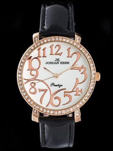 Zegarek Jordan Kerr JORDAN KERR - CN10004 (zj725c) -antyalergiczny uniwersalny