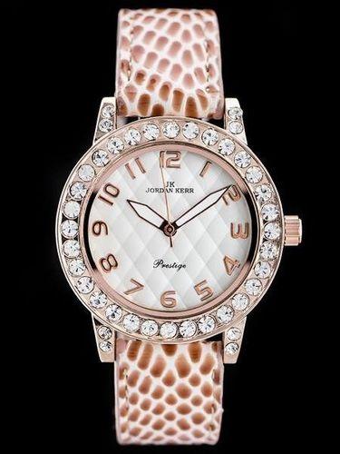 Zegarek Jordan Kerr JORDAN KERR - CN25538 (zj724d) -antyalergiczny uniwersalny