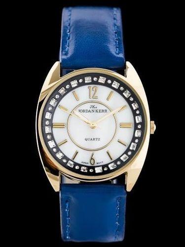 Zegarek Jordan Kerr JORDAN KERR - B6808 (zj721d) -antyalergiczny uniwersalny