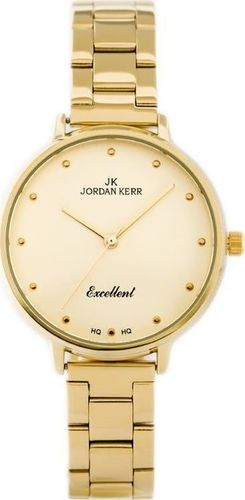 Zegarek Jordan Kerr JORDAN KERR - 16729 (zj867b) - antyalergiczny uniwersalny