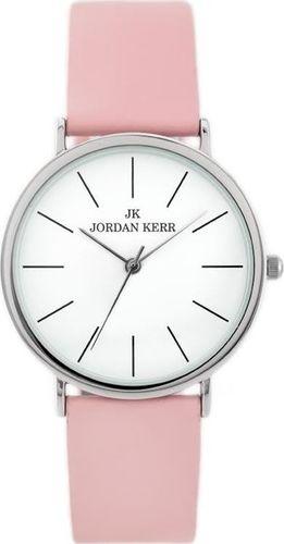 Zegarek Jordan Kerr JORDAN KERR - PW747 (zj769f) - antyalergiczny uniwersalny