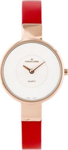 Zegarek Jordan Kerr JORDAN KERR - OBAKO (zj850b) - antyalergiczny uniwersalny