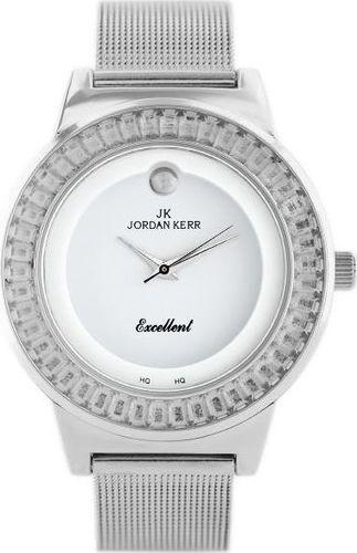 Zegarek Jordan Kerr JORDAN KERR - 16718 (zj839a) - antyalergiczny uniwersalny
