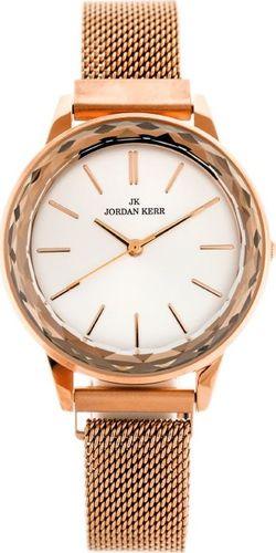 Zegarek Jordan Kerr ZEGAREK DAMSKI JORDAN KERR - L1012 (zj976c) uniwersalny