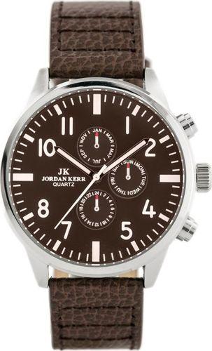Zegarek Jordan Kerr JORDAN KERR - L2682 (zj075b) uniwersalny