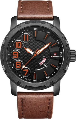 Zegarek Naviforce NAVIFORCE - NF9154 (zn083c) + BOX uniwersalny