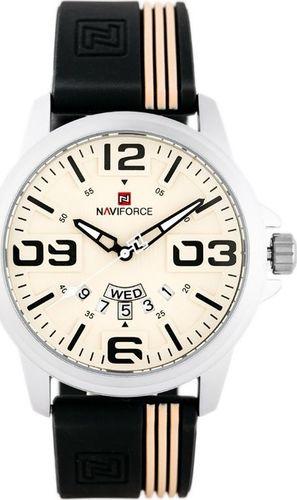 Zegarek Naviforce NAVIFORCE - NF9123 (zn067f) - beige uniwersalny