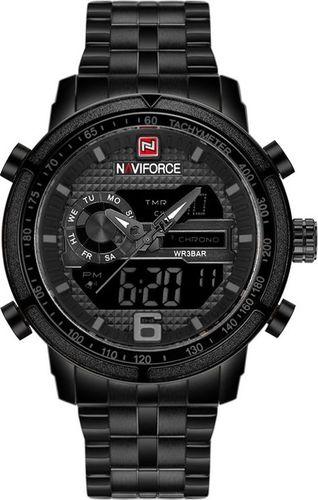 Zegarek Naviforce NAVIFORCE - NF9119 (zn066c) - black/grey uniwersalny
