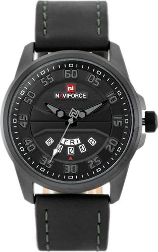 Zegarek Naviforce NAVIFORCE - NF9124 (zn055d) - black/gray uniwersalny
