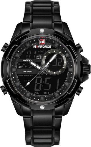 Zegarek Naviforce NAVIFORCE - NF9120 (zn062b) - black/grey uniwersalny