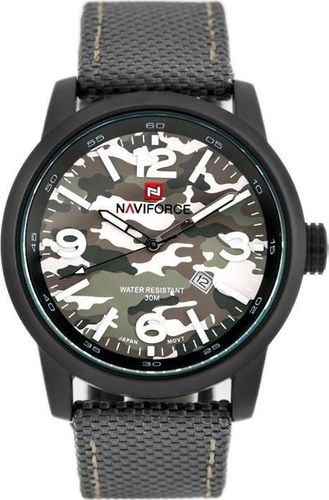 Zegarek Naviforce NAVIFORCE - COMMANDO (zn034c) - grey uniwersalny