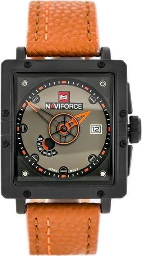 Zegarek Naviforce NAVIFORCE - HINDENBURG (zn035c) - camel uniwersalny