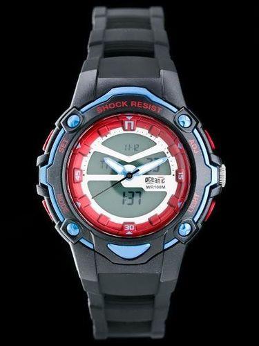 Zegarek OCEANIC OCEANIC AD1035 - MULTITIME - WR100 (ze512a) uniwersalny