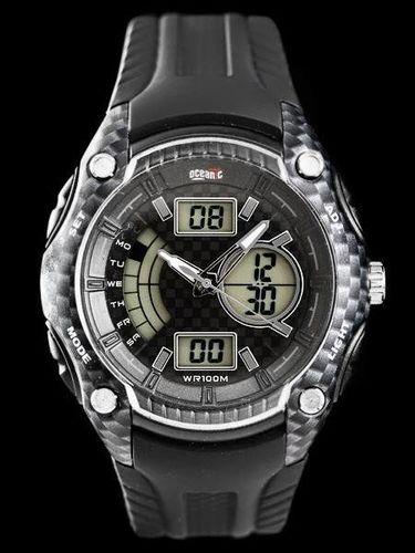 Zegarek OCEANIC OCEANIC AD0943 - MULTITIME - WR100 (ze029a) uniwersalny