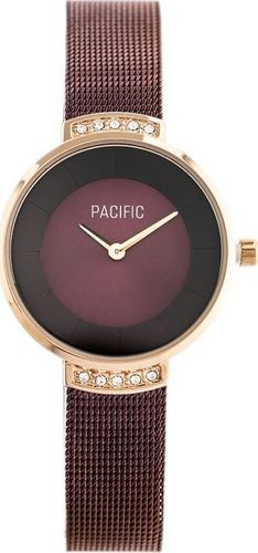 Zegarek Pacific PACIFIC X6071 - purple (zy613d) uniwersalny