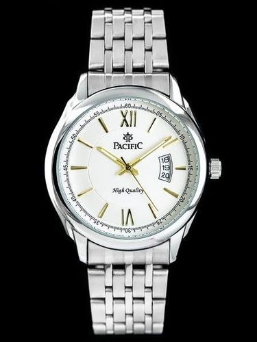 Zegarek Pacific PACIFIC A034T - DATA (zy031b) uniwersalny