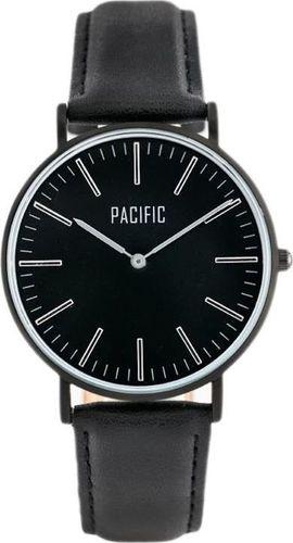 Zegarek Pacific PACIFIC CLOSE (zy588a) - black/silver uniwersalny