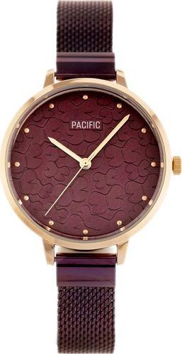 Zegarek Pacific PACIFIC X6098 - purple (zy614d) uniwersalny